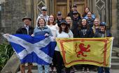 华盛顿大学的学生了解苏格兰农村社区的文化 经济历史